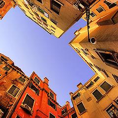 "photo ""Venice houses"""