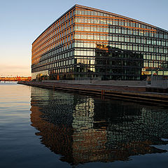 "photo ""Copenhagen Harbour"""
