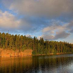 "photo ""Coast of Valaam"""