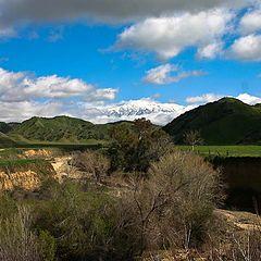 """photo """"Fair Mountain Valley"""""""