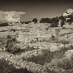 """фото """"В руинах Херсонеса"""""""