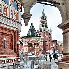 """фото """"Московское время..."""""""