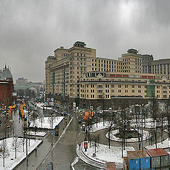 """фото """"Москва, пл. Революции."""""""