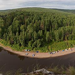 """photo """"Chusovaya river / 0174_0124-0127"""""""