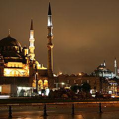 """фото """"Стамбульская открытка"""""""