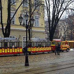 """photo """"In Lviv streets-3"""""""