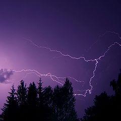 "фото ""night storm"""