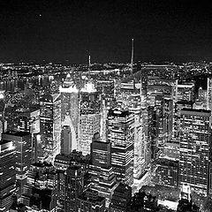 "photo ""Big City Lights"""