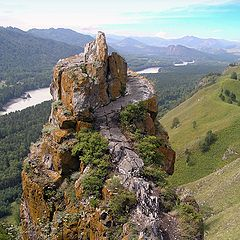 "photo ""Altay Rock"""