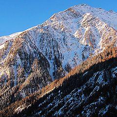 """photo """"Italian Alpes. Valle d`Aosta"""""""