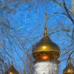 """фото """"Верхне-Курьинский храм"""""""