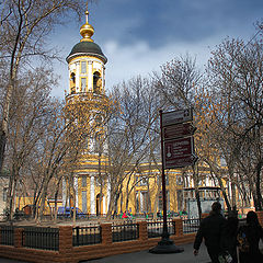 "photo ""Moscow temples ..."""
