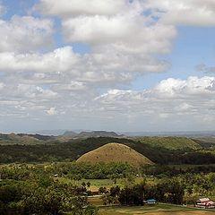 "photo ""Chocolade Hills, Bohol II"""