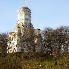 """photo """"spring in Kolomenskoe"""""""