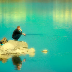 """photo """"about the fisherman"""""""