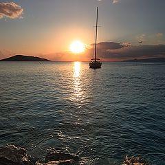 "photo ""Crete Sunset"""