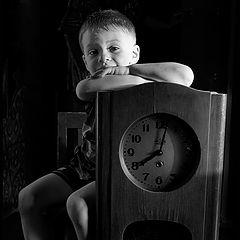 """фото """"Старые часы"""""""