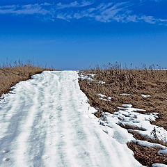 """фото """"Холодная дорога в небо"""""""