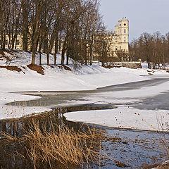 """photo """"Гатчинский дворец.Весна"""""""