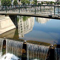 """фото """"Water gate / Водные ворота"""""""