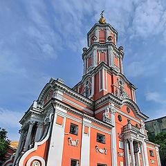 "photo ""Menshikov Tower. Moscow"""
