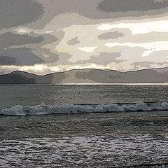 "photo ""Digital Storm ....."""