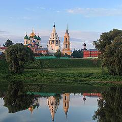 "photo ""ancient Russian town  Kolomna."""