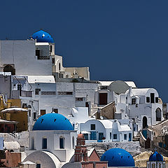 "фото ""Domes of Fira"""