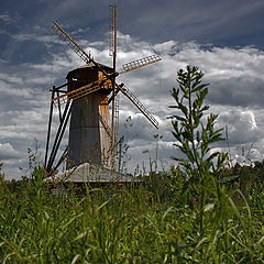 "photo ""Windmill."""
