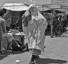 """фото """"Женщина в белом"""""""