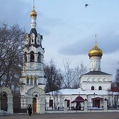 """фото """"Церковь пророка Илии в Черкизове"""""""