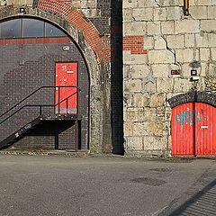 """фото """"Красные ворота."""""""