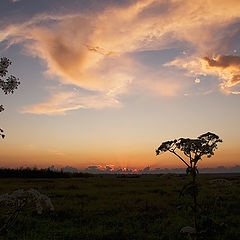 "photo ""Burning Horizon"""