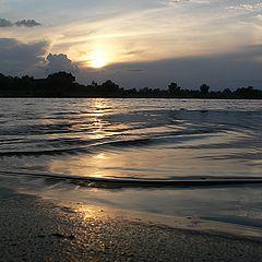 "photo ""Alazani River Georgia"""
