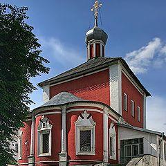 "photo ""Moscow Church"""