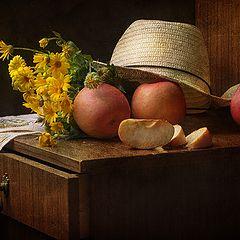 """фото """"Летнее с яблоками"""""""