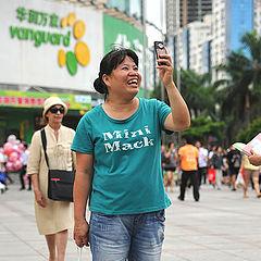 "фото ""Portrait-34-Smile!Take picture!"""
