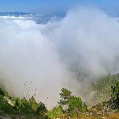 """фото """"Гуляя в облаках"""""""