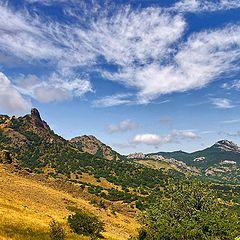 """фото """"В горах Киммерии."""""""