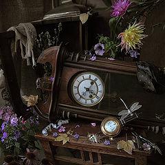 """фото """"Сломанные часы"""""""