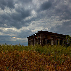 "фото ""Старый дом"""