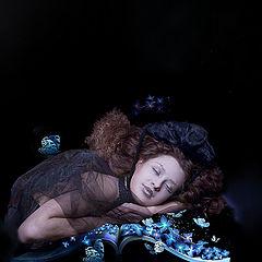 """фото """"не шумите.. фея спит.."""""""