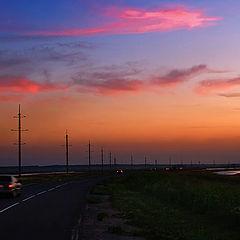 """фото """"И снова дорога домой..."""""""