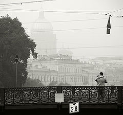 "фото ""Поцелуев мост"""