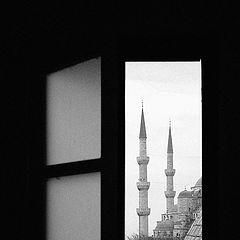 "фото ""SYMBOLS - The Blue Mosque"""