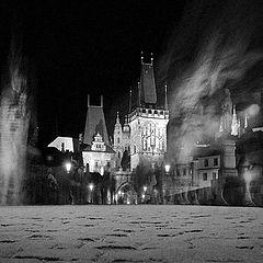 """фото """"SYMBOLS - Castle and Charles Bridge"""""""