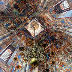 """photo """"in the Temple of Rostov"""""""