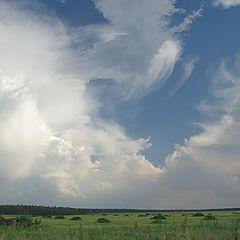 """фото """"Танец облаков"""""""