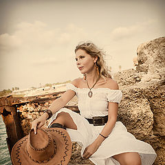"photo ""Cowgirl"""