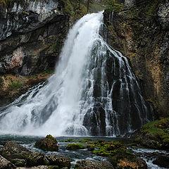 "photo ""Gooling falls"""